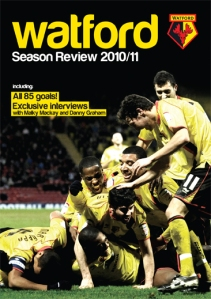 Watford Season Review DVD